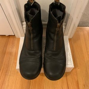Ariat Shoes - Ariat Short Round Toe Riding Boots
